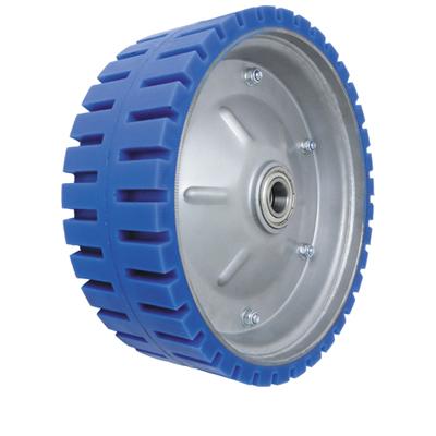 koło z bieżnikiem niebieskie male